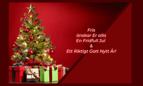 Jul- och nyårshälsning